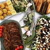 rustic banquet fresh catering