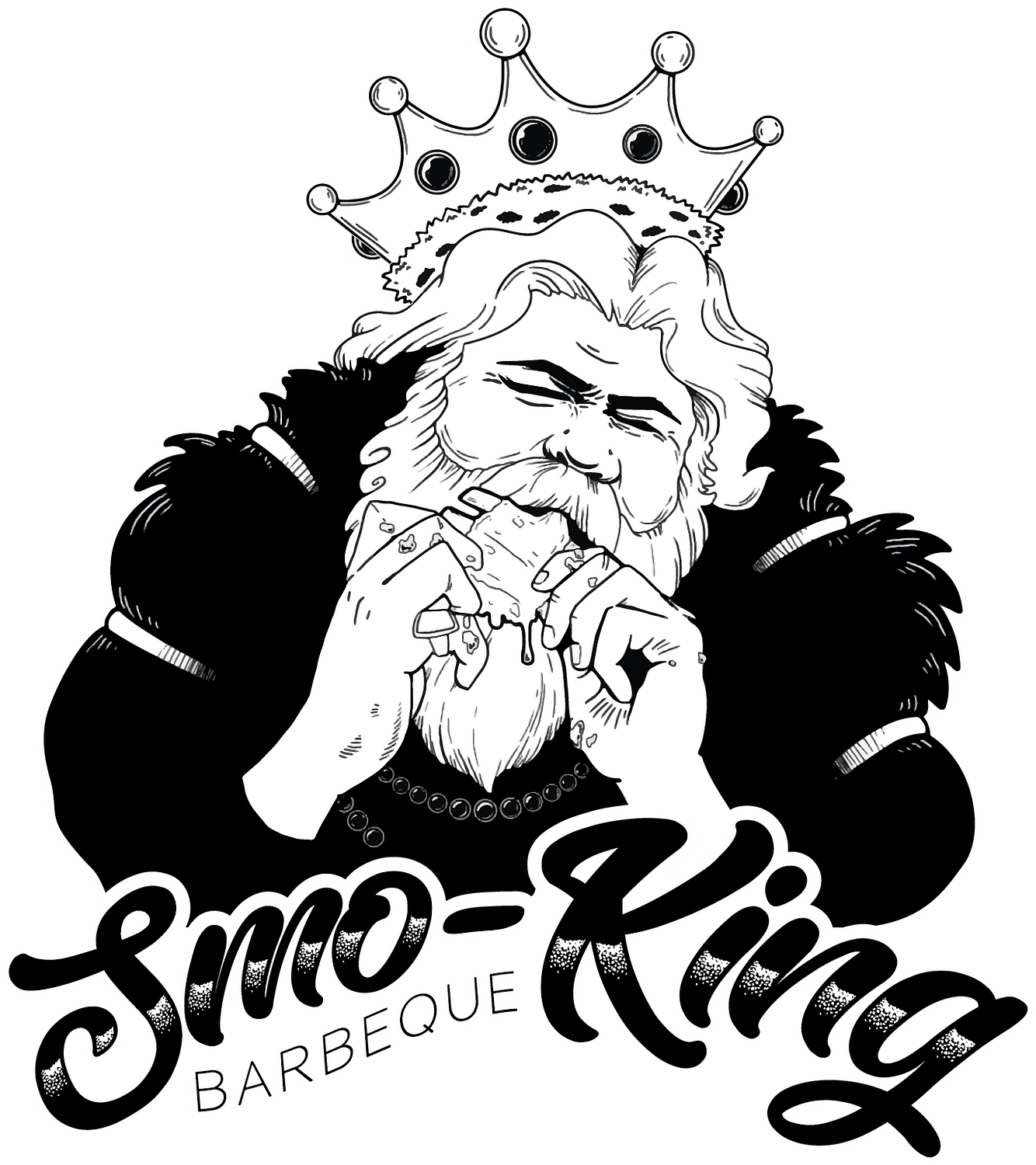 Site logo Smo-king Barbeque