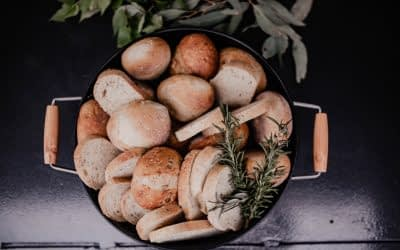 rustic sides breads